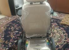 كرسي كهرباء مقعد سياره للبيع