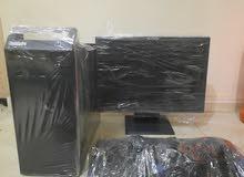 كمبيوتر مكتبي لينوفو i3 للبيع