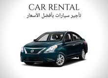 NISSAN SUNNY (2019) FOR RENT