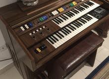بيانو و اورج كهربائي