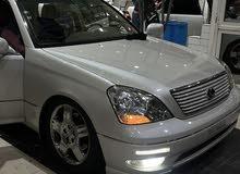 لكزس 430 للبيع موديل 2002