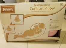مخدةالمرأةالحامل مستخدم مرةواحدة للبيع_multipurpose used comfort pillow for sale