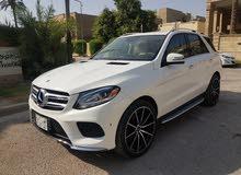 للبيع مرسيدس GLE 350  موديل 2018 رقم بغداد