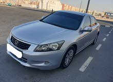 Honda Accord 2009, Gcc, Accident-Free, Original Paint, kms 86000, (4 brand new t