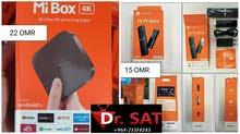 الأقل سعرا بالسوق Mi Tv Stick + Mi Box تشاومي