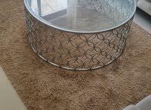 modern carpet used for 2 days