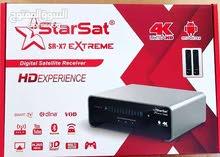 STARSAT SR X7 extreme Android box smart