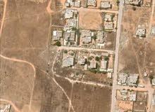 قطعة ارض فضاء في طريق المطار الاحياء البرية للبيع او التبديل