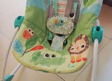 baby rocker 5bd and baby potty both 2bd
