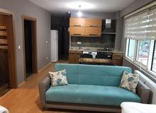 شقة مفروشة للايجار في اسطنبول غرفه نوم و صالة للايجار اليومي والشهري