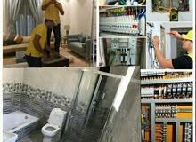 أعمال صيانة السباكة الكهربائية يرجى الاتصال بي