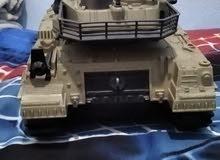 دبابة رائعة للبيع
