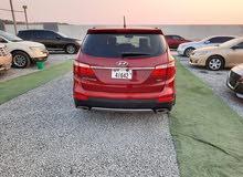 Hyundai Santa fe هيونداي سنتافيه 2015