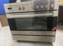 فرن كهربائي (ميديا)  midea 5 ceramic hobs cooker
