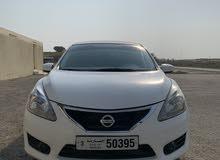 Nissan Tiida 2015 for sale - نيسان تيدا 2015 للبيع