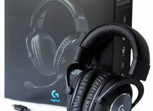 Logitech G Por X Headsets Never Used Just Opened the Box (Good As New)