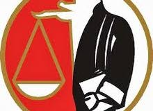 مطلوب محامي / محامية 0777787140