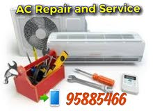 ac repair and installation services