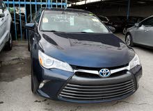 Hybrid Fuel/Power   Toyota Camry 2015