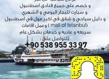 اسطنبول ,تركيا ،خدمات عامه