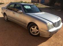 Mercedes Benz E 200 2002 For Sale