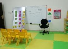 حضانة أطفال ومركز تنمية مهارات ذهنية للبيع