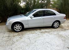 Mercedes Benz C 240 2003 For sale - Silver color