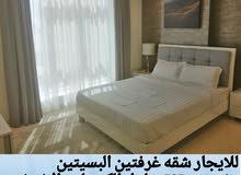 للايجار شقق في البسيتين غرفتين وغرفه