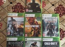 سيديات Xbox 360