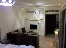 Second Floor  apartment for rent with Studio rooms - Amman city Al Gardens