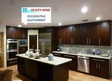 افضل مطبخ قشرة ارو  – لمعرفة سعر المطبخ     01122267552