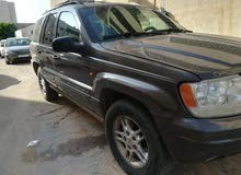 Gasoline Fuel/Power   Jeep Grand Cherokee 2002