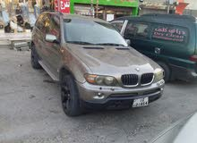 BMW x5 2004 ALL_wheel drive