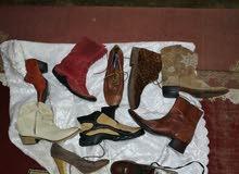 للبيع أحذية