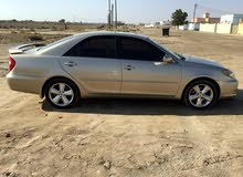 Toyota Camry car for sale 2002 in Al Masn'a city