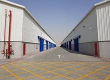 Brand New 3550 Sqft Warehouse, With Electricity, 9 Meter Height in Sajja