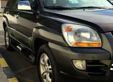 Automatic Kia 2008 for sale - Used - Amman city
