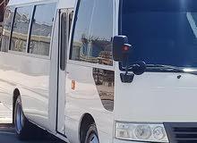 باصات حديثة و مكيفه للطلبات و الرحلات