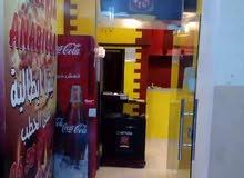 مطعم بيتزا علحطب للبيع في منطقه عبدون