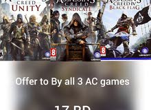 assassin's creed collection offer