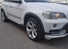للبيع BMW  X5 موديل 2008 ماكينة 4.8