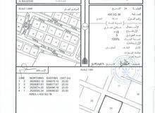 أرض للبيع سكني تجاري في المصنعة الملدة من المالك