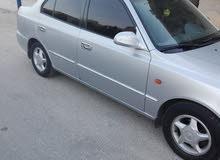 Gasoline Fuel/Power   Hyundai Verna 2000