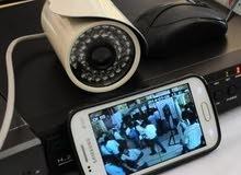 فني تركيب كاميرات مراقبة