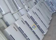 بيع جميع انواع المكيفات الا سبليت المستعملة 0539046612