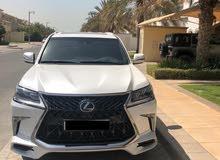 2019 Lexus LX570 signature