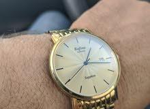 ساعة انيقة جدا مستعملة ماركة روفينا السويسرية