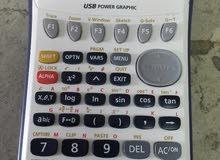 آلة حاسبة جرافيك لطلاب الجامعات