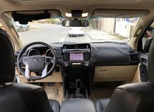 Prado LandCruiser 2015 TXL, 6 Cylinder, Automatic, <57,000 Km . No accidents.