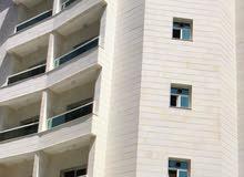 للبيع بناية جديدة في عجمان الجرف على زاوية تشطيب سوبر ديلوكس موقع مميز واجهات حجر